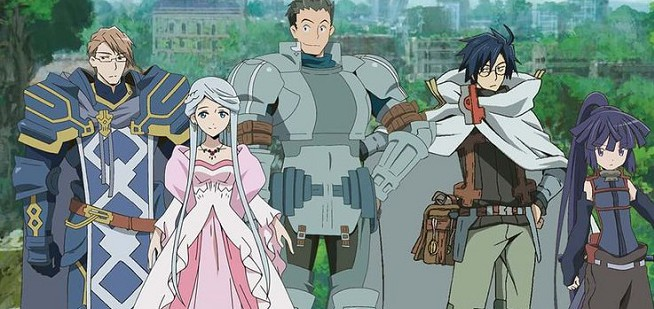 Tercera temporada de Log Horizon