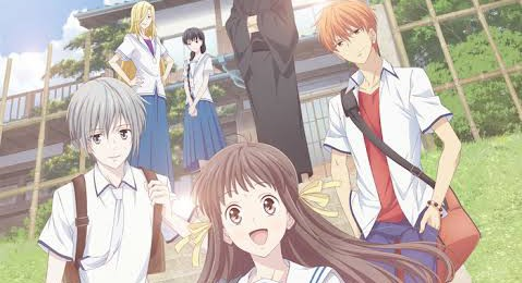 Temporada 2 Fruits Basket