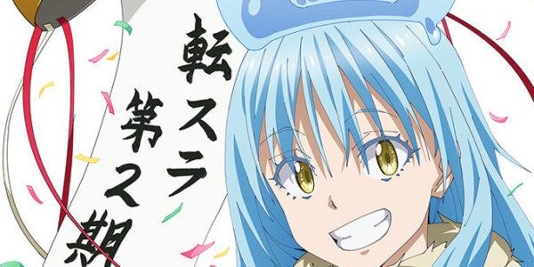 Tensei Shitara Slime Datta Ken segunda temporada