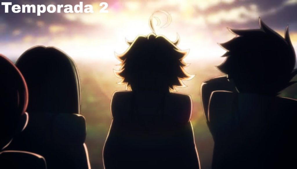Fecha de estreno de la segunda temporada de Yakusoku no Neverland