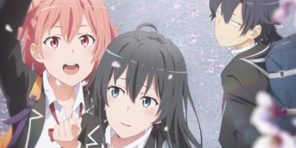 Oregairu temporada 3 fecha de estreno y trailer