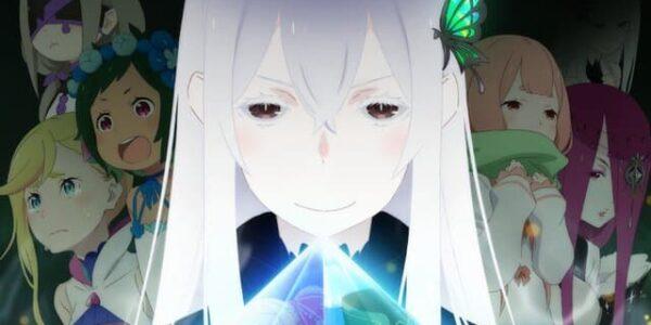 Re Zero temporada 2
