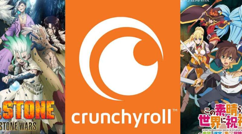 Crunchyroll animes