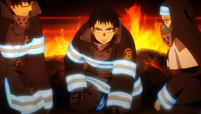 Serie Fire Force audio latino
